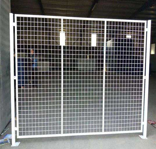 Sale Evidence and Secured Storage Mesh