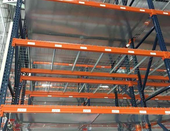 Benefits of Pallet Racking Wire Decking