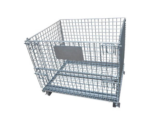 Choose the Right Steel Pallet Cage