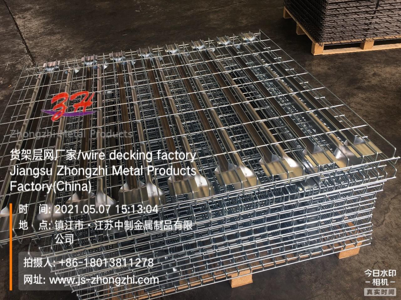 Galvanized Wire Decking