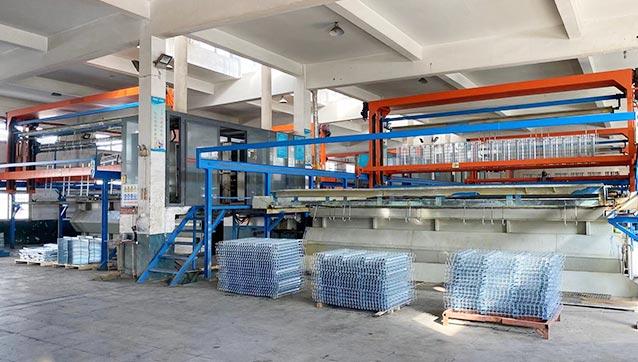 Galvanizing Production Line 01