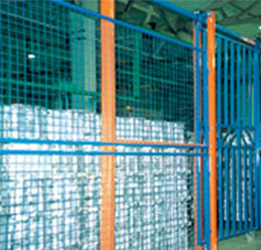 High Strength Racking Steel Partition