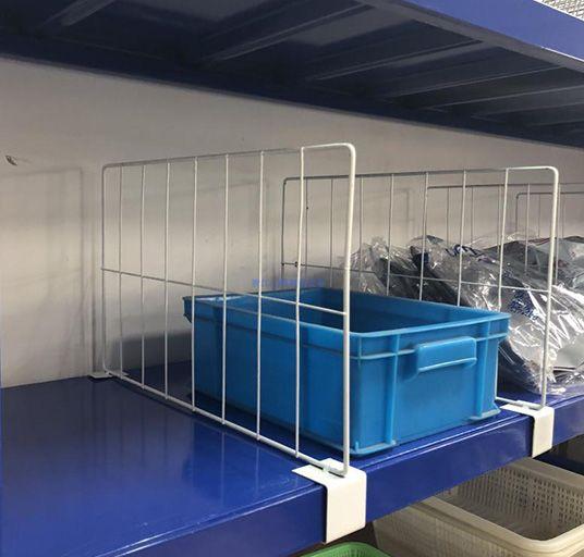 Steel Partition Rack