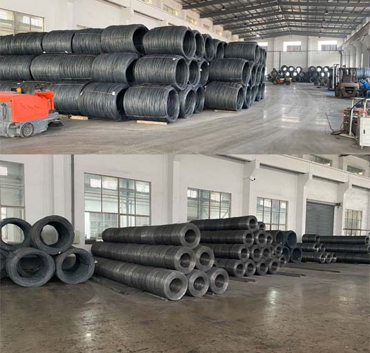 Material Handling Products Raw Material Plant