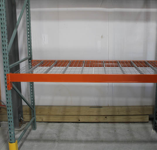 Wire Mesh Deck for Pallet Rack