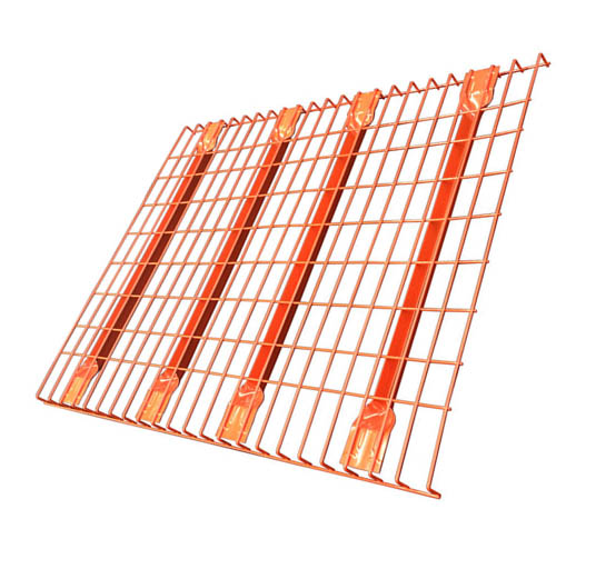 Heavy Duty Pallet Racking Wire Decking Wire Shelving