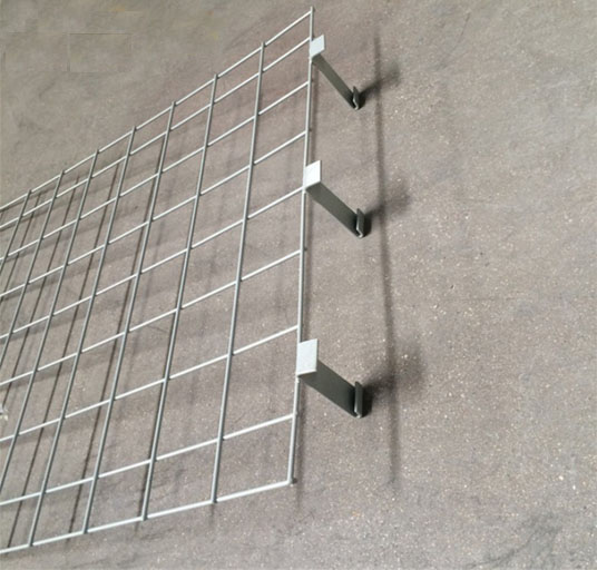 Wire Mesh Divider Factory Spare Parts for Shelf