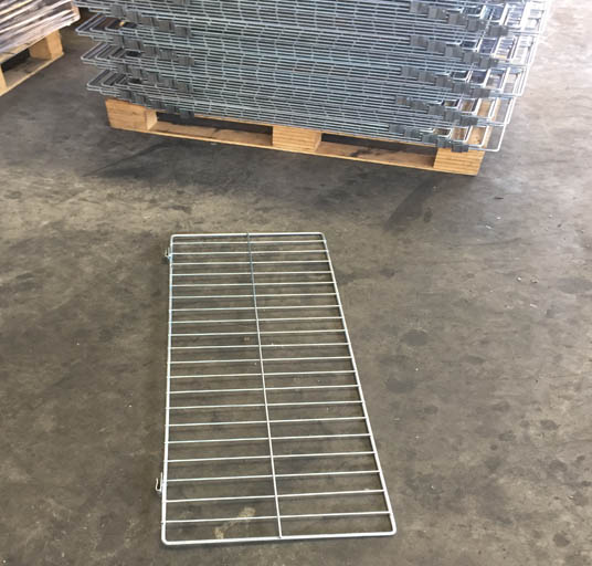 Steel Partition Wire Mesh Sheet