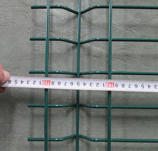 Wire Mesh Fence Protective Metal Fence
