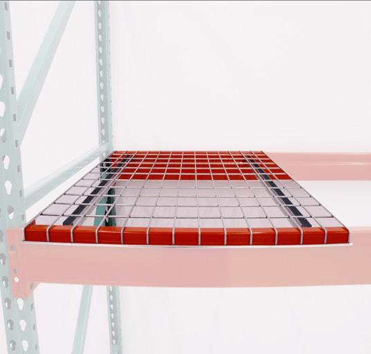 Wire Deck ZZ Waterfall Step 48″D x 34″W x 4″W x 2.5″D Galvanized 2000 lbs. Capacity-ZZ4834-2000-U-1-China