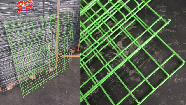 New Type PVC Coated Wire Deck