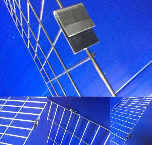 Wire Deck Divider