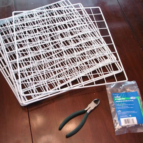 Wire Mesh Sheet for Room Decoration